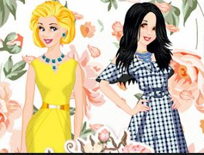 Play Princesses Flower Show