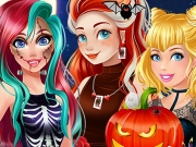 Play Princesses Halloween Challenge