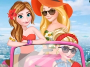 Play Princesses Road Trip