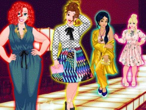 Play Princesses Runway +