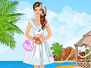 Play Private Island Wedding Dress Up