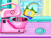 Play Rainbow Birthday Cake