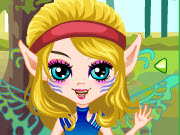 Play Rainbow Fairy Makeup