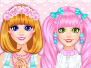 Play Rapunzel's Kawaii Trends