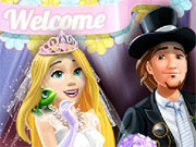 Play Rapunzel Wedding Party