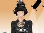 Play Rock and Roll Queen Dress Up