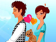 Play Romantic Day Dress Up