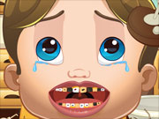 Play Royal Baby Tooth Problems