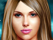 Play Scarlett Johansson Celebrity Makeover