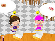 Play Serving Cookies to Kids