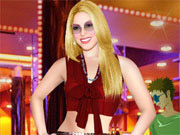 Play Shakira Dress Up