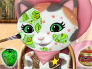 Play Sheriff Callie Makeover