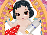 Play Snow White Baby Shower