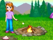 Play Sofia Cooking Marshmallows