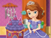 Play Sofia Princess Cake