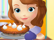 Play Sofia Pumpkin Tart