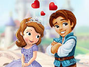 Play Sofia The First Kissing