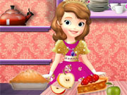 Play Sofia The First Pie