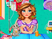 Play Sofia The First Tree Accident