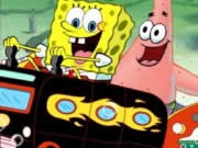 Play Spongebob Bus Rush