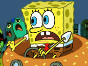 Play SpongeBob Delivery Dilemma