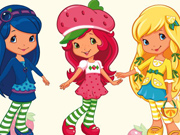 Play Strawberry Shortcake Memotrick
