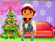Play Subway Surfer Christmas