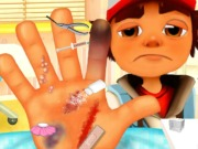 Play Subway Surfer Hand Doctor