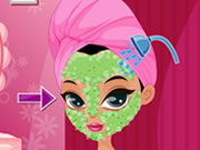 Play Supermodel Facial Makeover