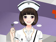 Play Sweet Nurse Dress Up