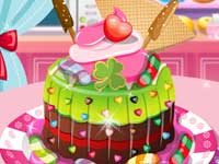 Play Sweety Sunday Cake