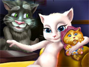 Play Talking Angela Baby