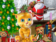 Play Talking Ginger X-Mas Decor