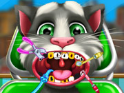 Play Talking Tom Dentist Appointment