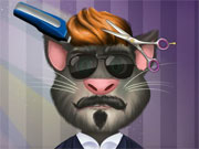 Play Talking Tom Hair Salon