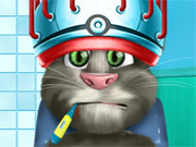 Play Talking Tom Surgeon