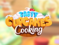 Play Tasty Cupcakes Cooking
