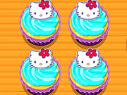 Play Tasty Kitty Cupcakes
