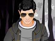 Play Taylor Lautner Dress Up
