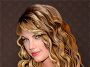 Play Taylor Swift Celebrity Makeover