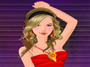 Play Taylor Swift Dressup