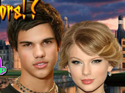 Play Taylor Swift n Taylor Lautner