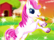 Play The Cute Pony Care