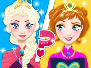 Play The Frozen Quiz