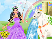Play The Princess And Her Magic Horse