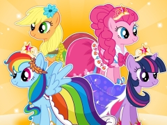 Play The Prom Of The Ponies