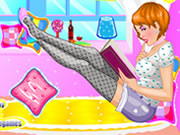 Play Thinking girl dress up