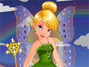Play Tinker Bell Dressup