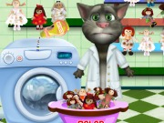 Play Tom Washing Dolls