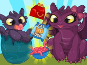 Play Toothless Lunch Surprise